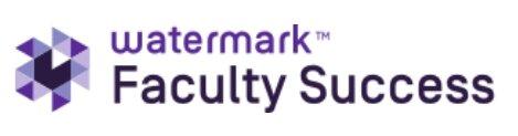 Watermark Faculty Success logo