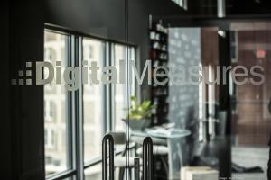 Digital Measures office door